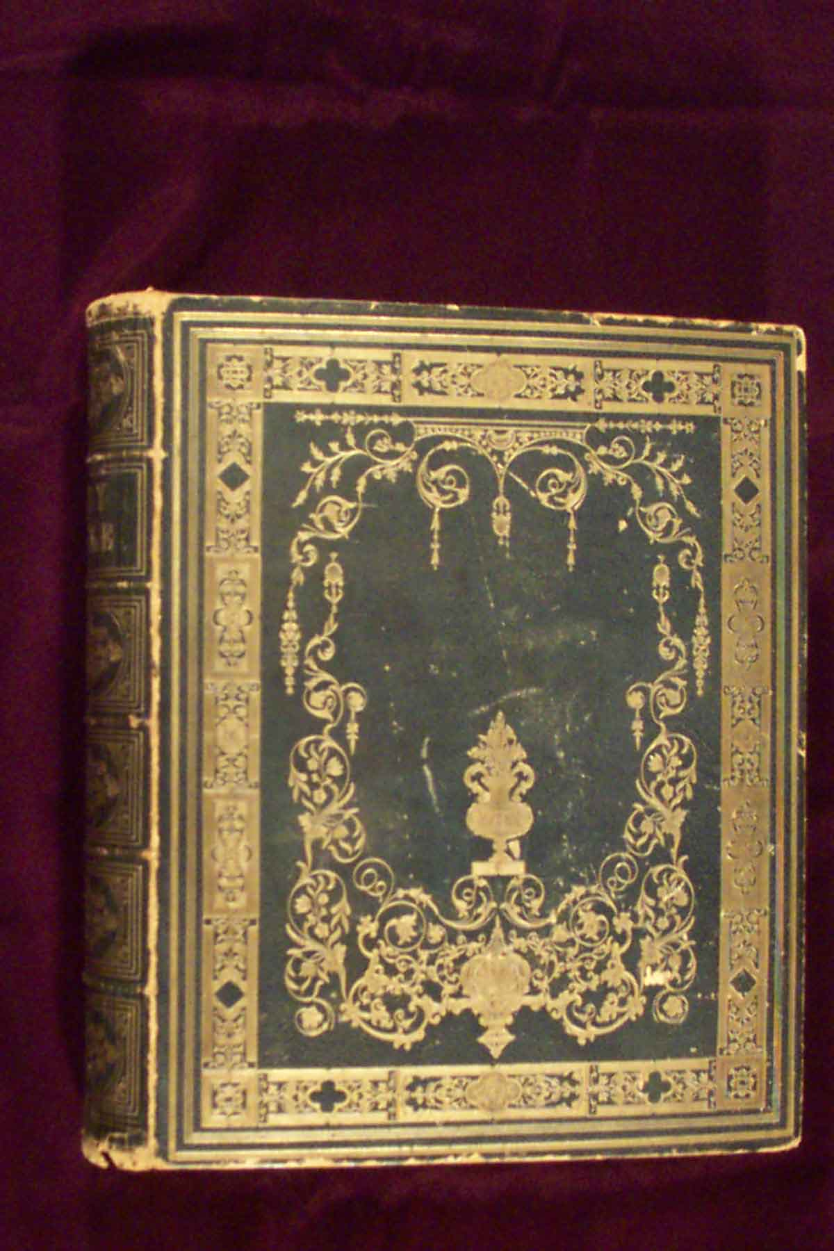 photo of the State Bible