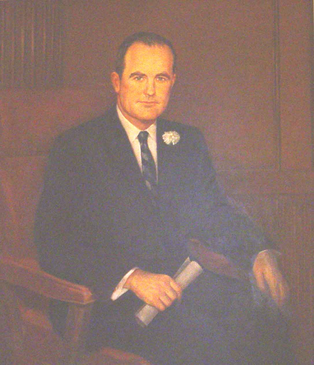 photo of portrait of Ala. Governor John Patterson